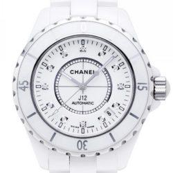 Ремонт часов Chanel h1629 J12 - White Automatic H1629 в мастерской на Неглинной