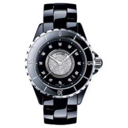 Ремонт часов Chanel h1757 J12 Black Automatic H1757 в мастерской на Неглинной