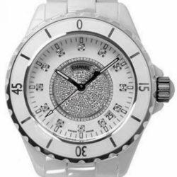 Ремонт часов Chanel h1759 J12 - White Automatic H1759 в мастерской на Неглинной