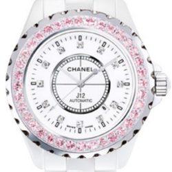 Ремонт часов Chanel h2011 J12 - White Automatic H2011 в мастерской на Неглинной