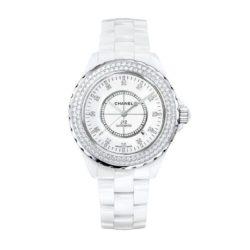 Ремонт часов Chanel h2013 J12 - White Automatic H2013 в мастерской на Неглинной