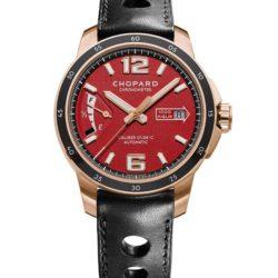 Ремонт часов Chopard 161296-5002 Mille Miglia Rose Gold в мастерской на Неглинной