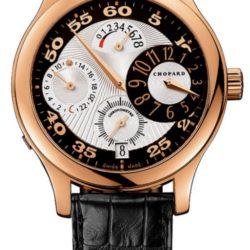 Ремонт часов Chopard 161874-0001 L.U.C Regulator в мастерской на Неглинной