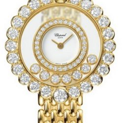 Ремонт часов Chopard 204180-0001 Happy Diamonds Round 7 Diamonds в мастерской на Неглинной
