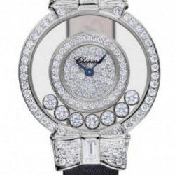 Ремонт часов Chopard 205020-1001 Happy Diamonds Round 7 Diamonds в мастерской на Неглинной