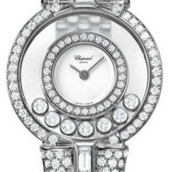 Ремонт часов Chopard 205596-1001 Happy Diamonds Round 7 Diamonds в мастерской на Неглинной