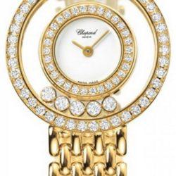 Ремонт часов Chopard 205691-0001 Happy Diamonds Round 5 Diamonds в мастерской на Неглинной
