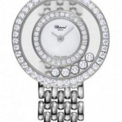 Ремонт часов Chopard 205691-1001 Happy Diamonds Icons Watch в мастерской на Неглинной