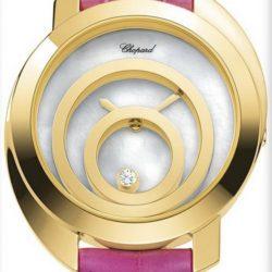 Ремонт часов Chopard 207153-0001 Happy Diamonds Happy Spirit Round в мастерской на Неглинной