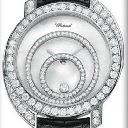 Ремонт часов Chopard 207154-1002 Happy Diamonds Happy Spirit Round в мастерской на Неглинной