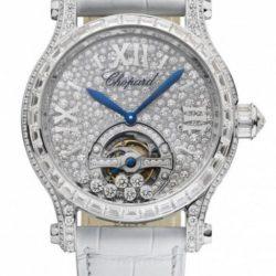 Ремонт часов Chopard 274462-1001 Happy Sport Tourbillon Joaillerie в мастерской на Неглинной
