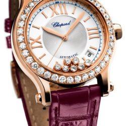 Ремонт часов Chopard 274808 - 5003 Happy Sport Medium Automatic в мастерской на Неглинной