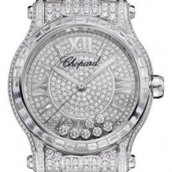 Ремонт часов Chopard 274891 - 1006 Happy Sport Medium Automatic 2014 в мастерской на Неглинной