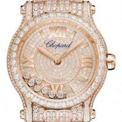 Ремонт часов Chopard 274891 - 5002 Happy Sport Medium Automatic 2014 в мастерской на Неглинной