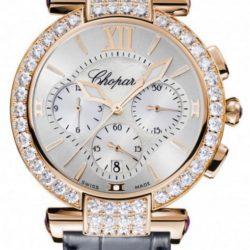 Ремонт часов Chopard 384211-5003 Imperiale Chronograph Automatic 40mm в мастерской на Неглинной