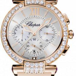 Ремонт часов Chopard 384211-5004 Imperiale Chronograph Automatic 40mm в мастерской на Неглинной