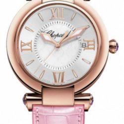 Ремонт часов Chopard 384221-5001 pink Imperiale Quartz 36mm в мастерской на Неглинной
