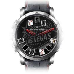 Ремонт часов Christophe Claret MTR.BLJ08.061-081 21 BlackJack Automatic в мастерской на Неглинной