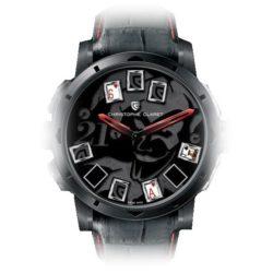 Ремонт часов Christophe Claret MTR.BLJ08.101-121 21 BlackJack Automatic в мастерской на Неглинной