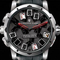 Ремонт часов Christophe Claret MTR.BLJ08.160-181 21 BlackJack 21 BlackJack в мастерской на Неглинной
