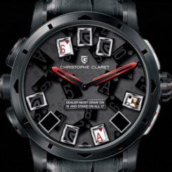 Ремонт часов Christophe Claret MTR.BLJ08.190-211 21 BlackJack 21 BlackJack в мастерской на Неглинной