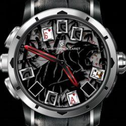Ремонт часов Christophe Claret MTR.BLJ08.340-361 21 BlackJack 21 BlackJack в мастерской на Неглинной