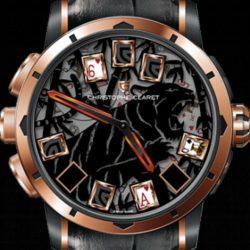 Ремонт часов Christophe Claret MTR.BLJ08.370-391 21 BlackJack 21 BlackJack в мастерской на Неглинной
