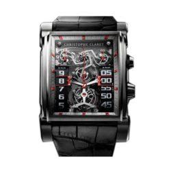 Ремонт часов Christophe Claret MTR.CC20A.002 DualTow Limited Edition в мастерской на Неглинной