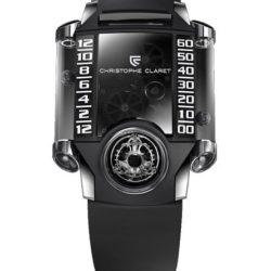 Ремонт часов Christophe Claret MTR.FLY11.010-018 X-Trem-1 Tourbillon в мастерской на Неглинной