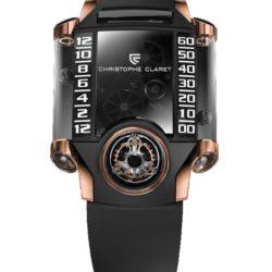 Ремонт часов Christophe Claret MTR.FLY11.020-028 X-Trem-1 Tourbillon в мастерской на Неглинной