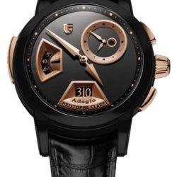 Ремонт часов Christophe Claret MTR.SLB88.024-824 Adagio 44mm в мастерской на Неглинной