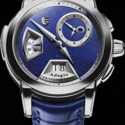 Ремонт часов Christophe Claret MTR.SLB88.101-801 Adagio Adagio в мастерской на Неглинной