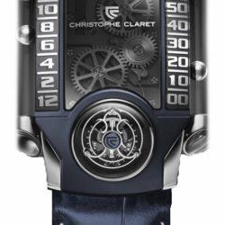 Ремонт часов Christophe Claret X-Trem-1 Blue X-Trem-1 Chocolate в мастерской на Неглинной