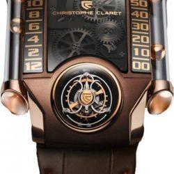 Ремонт часов Christophe Claret X-Trem-1 Chocolate X-Trem-1 Trem-1 в мастерской на Неглинной
