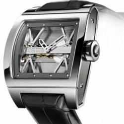 Ремонт часов Corum 007.400.04/0F81 0000 Golden Bridges Ti-Bridge в мастерской на Неглинной