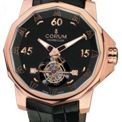 Ремонт часов Corum 009.697.55/0081 AN12 Admirals Cup Seafender Admiral`s Cup Tourbillon 44 в мастерской на Неглинной