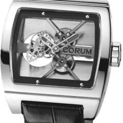 Ремонт часов Corum 022.700.04/0F01 0000 Golden Bridges Ti-Bridge Tourbillon в мастерской на Неглинной