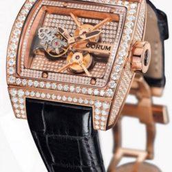Ремонт часов Corum 022.705.85/0F81 0000 Golden Bridges Ti-Bridge Tourbillon в мастерской на Неглинной