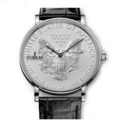 Ремонт часов Corum 082.645.01/0001 MU53 Coin 1$ Silver Coin 50th Anniversary Edition в мастерской на Неглинной