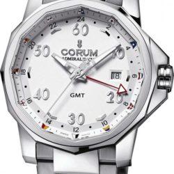 Ремонт часов Corum 383.330.20/V701 AA12 Admirals Cup Challenger GMT 44 в мастерской на Неглинной