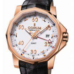 Ремонт часов Corum 383.330.24/0F81 AA12 Admirals Cup Challenger Admiral`s Cup Challenger GMT 44 в мастерской на Неглинной