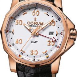 Ремонт часов Corum 383.330.55/0081 AA12 Admirals Cup Challenger Admiral`s Cup Challenger GMT 44 в мастерской на Неглинной