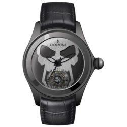 Ремонт часов Corum Bubble Skull Tourbillon Bubble Limited Edition в мастерской на Неглинной