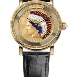Ремонт часов Corum C082/02355 Coin Coin Watch в мастерской на Неглинной