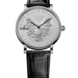 Ремонт часов Corum C082/02495 - 082.645.01/0001 MU53 Coin Artisans Coin Watch Silver Edition в мастерской на Неглинной