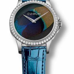 Ремонт часов Corum C110/02814 - 110.601.47/0003 PL01 Heritage Artisans Feather Watch в мастерской на Неглинной