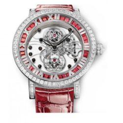Ремонт часов Corum C372/02121 Heritage Baguette Rubies And Diamonds в мастерской на Неглинной