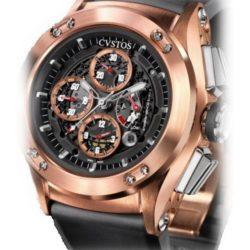 Ремонт часов Cvstos CHALLENGE-R50 CHRONO Gold Challenge R Automatic chronograph в мастерской на Неглинной