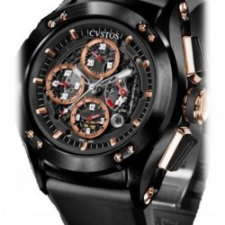Ремонт часов Cvstos CHALLENGE-R50 CHRONO Steel&Gold Challenge R Automatic chronograph в мастерской на Неглинной