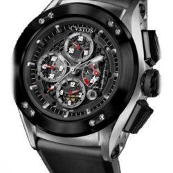 Ремонт часов Cvstos CHALLENGE-R50 Challenge R Automatic chronograph в мастерской на Неглинной